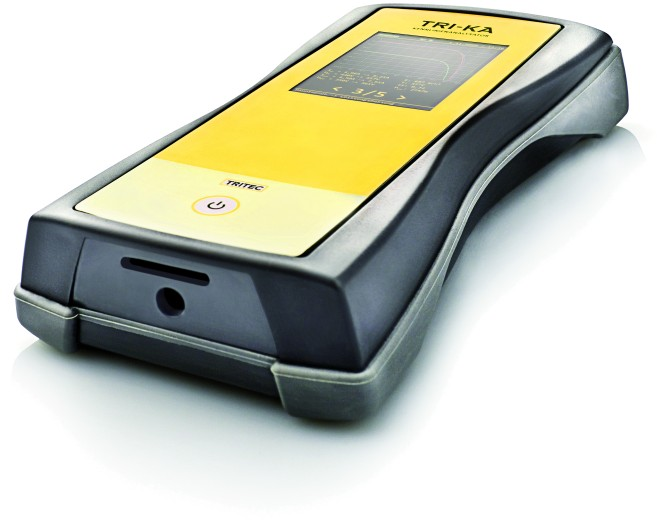 TRI-KA - the mobile characteristics analyser